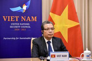 Việt Nam ủng hộ nhất quán cuộc đấu tranh chính nghĩa của nhân dân Palestine