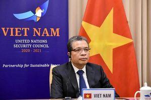 Việt Nam hoan nghênh tái khởi động tiến trình hòa bình Trung Đông