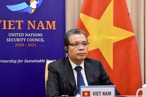 Xung đột Israel - Palestine: Việt Nam ủng hộ giải pháp 'hai Nhà nước'