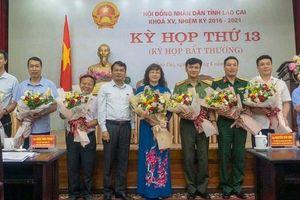 Thủ tướng phê chuẩn chức danh Phó Chủ tịch tỉnh Lào Cai