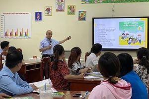 TPHCM sẵn sàng triển khai chương trình giáo dục phổ thông mới
