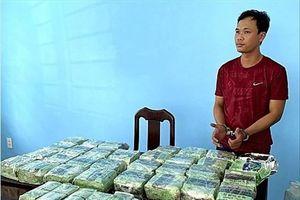 Triệt phá đường dây ma túy xuyên quốc gia, thu giữ 86 kg ma túy