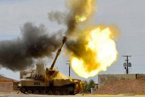 Mỹ chính thức tiếp nhận pháo tự hành hạng nặng có thể tiêu diệt máy bay