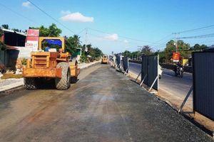 Đầu tư hơn 114 tỷ đồng xây dựng 2 cầu hẹp trên QL1 qua Tiền Giang