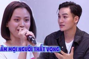Bị Ali Hoàng Dương nhận xét khắt khe, Linh Mai thất vọng muốn rời bỏ SGO48