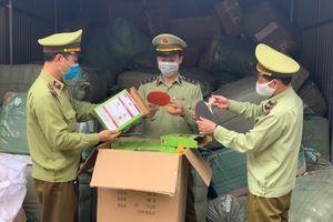 Lạng Sơn: Xử lý 6 cơ sở kinh doanh gửi hàng lậu qua đường bưu cục