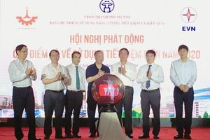 Hà Nội: Tăng cường sử dụng năng lượng tiết kiệm và hiệu quả