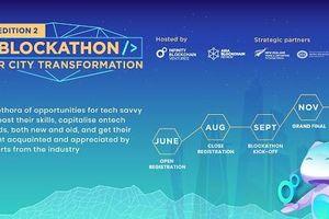 Cuộc thi Blockathon 2020 chính thức khởi động