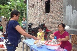 Pẻng vạ - món ăn dân dã của người Tày Cao Bằng
