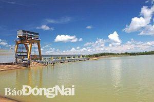 Mực nước các hồ chứa giảm 23%