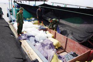 Liên tiếp bắt giữ các đối tượng vận chuyển trái phép hàng hóa qua biên giới