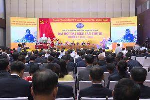 Đại hội đại biểu Đảng bộ tập đoàn TKV lần thứ III, nhiệm kỳ 2020 - 2025