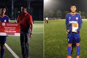 Tài năng trẻ bóng đá CAND được triệu tập đội tuyển U19 Quốc gia