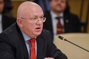 Nga sẵn sàng làm trung gian thiết lập đàm phán Israel–Palestine