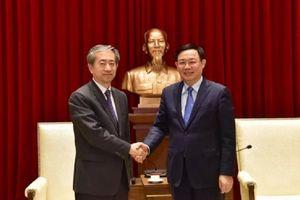 Đại sứ Trung Quốc: Đường sắt Cát Linh là biểu trưng cho tình hữu nghị Việt-Trung