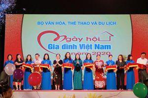 Khai mạc 'Ngày hội Gia đình Việt Nam năm 2020'