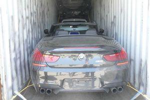 40 ôtô hạng sang bị đánh cắp trong container ở Canada