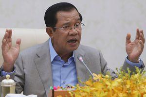 Ông Hun Sen kêu gọi tịch biên tài sản người vay không trả nợ