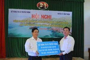 Kiên Giang: Triển lãm tuyên truyền về chủ quyền biển, đảo Việt Nam