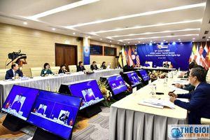 Phiên họp đặc biệt của Hội nghị Cấp cao ASEAN 36 về tăng quyền năng phụ nữ trong thời đại số