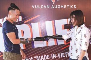 Vulcan: Cơ hội mới cho người khuyết tật
