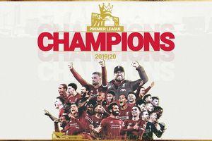 Liverpool chính thức vô địch Ngoại hạng Anh, thiết lập kỷ lục khủng