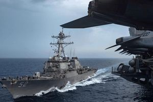 Quan chức Mỹ đề xuất bố trí vũ khí tầm xa sát nách Trung Quốc