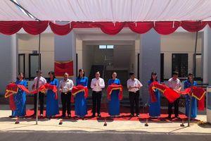 PV Power khánh thành công trình Trạm y tế tại Hà Nam