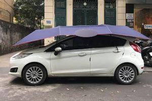 Mua phụ kiện chống nóng cho ô tô theo quảng cáo dễ gặp 'quả đắng'