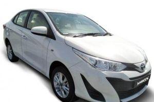 Toyota Yaris giá từ 278 triệu đồng vừa trình làng có gì hay?