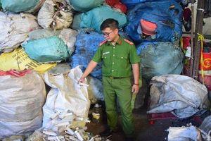 Thừa Thiên - Huế: Phát hiện cơ sở phế liệu thu mua cả kim tiêm, rác thải y tế
