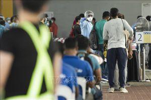 Singapore xét nghiệm người nghi mắc COVID-19 từ 13 tuổi trở lên