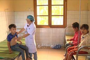 Lào Cai: 20 học sinh nhập viện sau bữa ăn bán trú tại trường học đã hồi phục sức khỏe