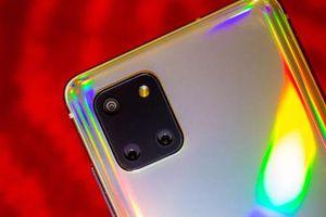 Samsung Galaxy Note 10 Lite giảm giá kỷ lục tại Việt Nam