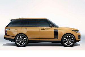 Tận mục Range Rover Fifty giới hạn 1970