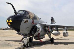 Hải quân Hoa Kỳ vật lộn với thời gian bảo trì kho máy bay cánh cố định
