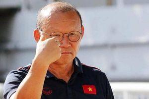 HLV Park Hang-seo liên tiếp nhận tín hiệu báo động ở tuyển Việt Nam