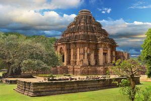 Konark đền thờ Thần Mặt Trời lớn nhất Ấn Độ