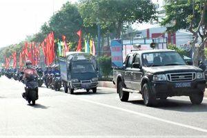 Huyện Xuyên Mộc, tỉnh BR-VT: Mít tinh hưởng ứng ngày toàn dân phòng, chống ma túy