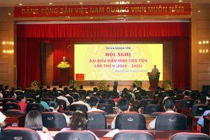Các địa phương tổ chức Hội nghị biểu dương điển hình tiên tiến lần thứ V
