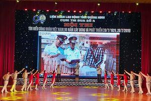 Cục Hải quan Quảng Ninh: Gắn phong trào thi đua với nhiệm vụ chính trị, chuyên môn