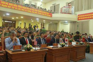 Hội thảo khoa học quốc tế 'Vai trò của lực lượng Cảnh sát PCCC &CNCH trong ứng phó với các vấn đề an ninh phi truyền thống'