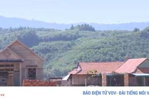 Tái định cư hồ chứa Đồng Mít: Phố giữa lòng núi rừng