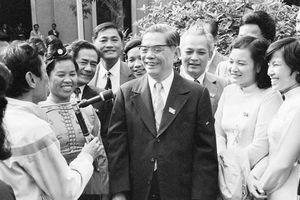 Tọa đàm khoa học với chủ đề ''Đồng chí Nguyễn Văn Linh với công cuộc đổi mới ở Việt Nam''