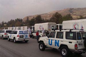 Nga rút khỏi thỏa thuận bảo vệ hoạt động nhân đạo với Liên hợp quốc