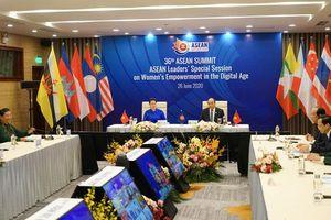 ASEAN nhất trí đặt phụ nữ và trẻ em gái ở vị trí trung tâm trong chính sách