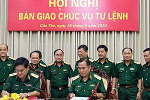 Thiếu tướng Nguyễn Xuân Dắt được bổ nhiệm giữ chức vụ Tư lệnh Quân khu 9