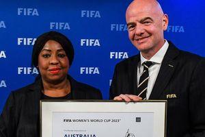 Liên minh Úc - New Zealand đăng cai World Cup nữ 2023