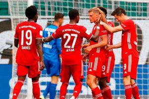 Bundesliga hạ màn trong kịch tính