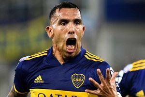 Tevez bày tỏ mong muốn trở lại Anh ở tuổi 36